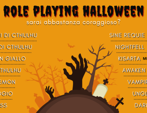 Rassegna stampa: Role playing Halloween